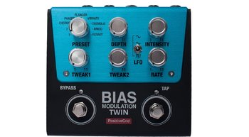 Positive Grid Bias Modulation Twin : Positive Grid Bias Modulation Twin (49335)