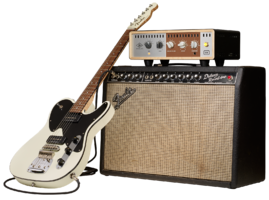6 Ox and Fender Guitar