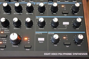 Novation Peak : Peak 2tof 012.JPG