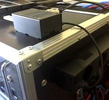 Boitier Metal PI3+DAC+ Pro Alim USB