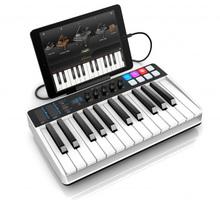 IK Multimedia iRig Keys I/O 25 : ikc L 08 iRigKeys 25 IO sx34 ipad