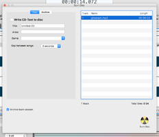 Magix Sound Forge Pro Mac 3 : cdburn