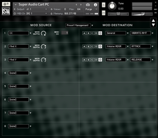 SACPC Mod Matrix