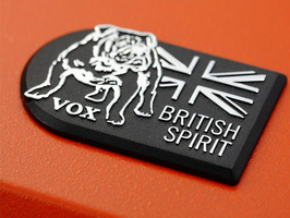 Vox Continental 73 : BritishSpirit  badge 3