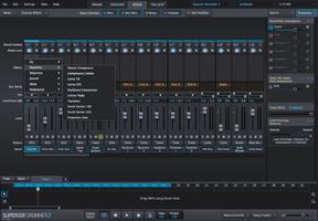 Toontrack Superior Drummer 3 : mixer