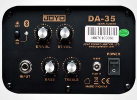 DA35 Control Panel