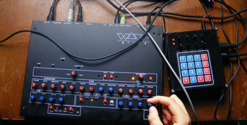 WaveG Synth and Sequencer