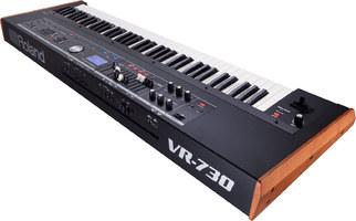 Roland V-Combo VR-730 : vr 730 3 gal