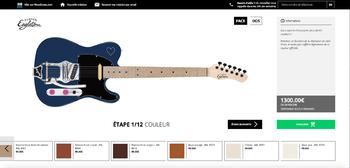 Eagletone Custom Guitare : Eagletone Custom Guitare (40706)