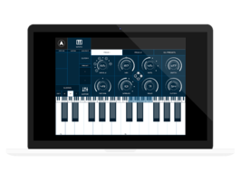 Modal Electronics CraftApp : synth laptop 1
