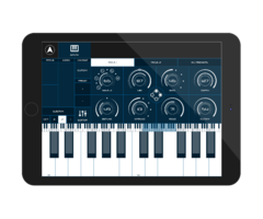 Modal Electronics CraftApp : synth ipad 1