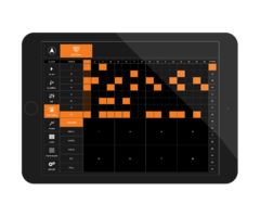 Modal Electronics CraftApp : rhythm IPAD 1