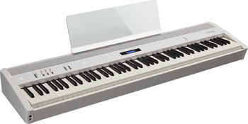 Roland FP-60 : gallery fp 60 angle white