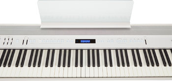 Roland FP-60 : gallery fp 60 top zoom white