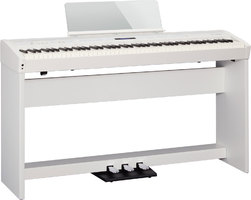 Roland FP-60 : gallery fp 60 angle stand white