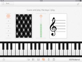 Roland Piano Partner 2 : 05 FlashCard gal