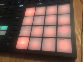 Native Instruments Maschine mk3 : pads