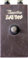 Fuzz guitare : Story Maestro Fuzztone 1