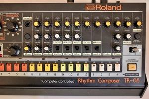 Roland TR-08 : TR 08 5