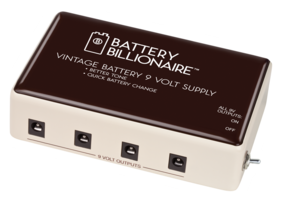 Danelectro Battery Billionaire : Danelectro Battery Billionaire (28072)