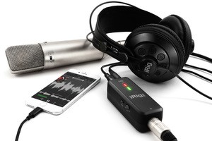 IK Multimedia iRig Pre HD : irigprehd iphone