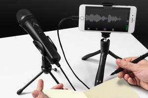 IK Multimedia iRig Mic HD 2 : irigmichd2 notes