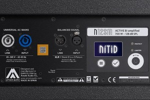 Amate Audio N12SM : n12sm amate audio control panel