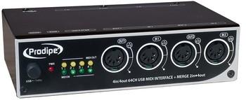 Prodipe MIDI USB 4i/4o + Merge 2i»4o : Studer A80 MKIV (14491)