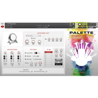 Red Room Audio Symphonic Sketchpad : SySk Main GUI 2