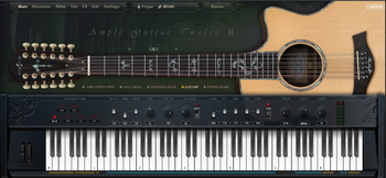 Ample Sound Ample Guitar Full Bundle : Main
