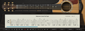 Ample Sound Ample Guitar Full Bundle : tab