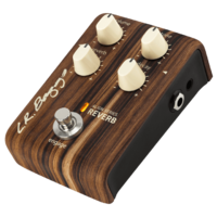 L.R. Baggs Reverb : lr baggs align series reverb acoustic pedal