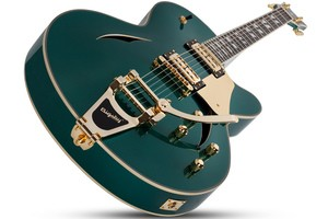 Schecter Coupe : COUPE GREEN LAYING FULL2