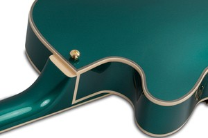 Schecter Coupe : COUPE GREEN NECK JOINT BACK