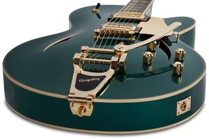 Schecter Coupe : COUPE GREEN LAYING FULL