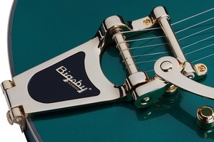 Schecter Coupe : COUPE GREEN BIGSBY
