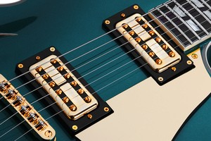 Schecter Coupe : COUPE GREEN PICKUPS