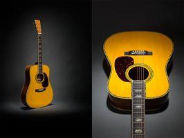 martin d 45 john mayer guitar