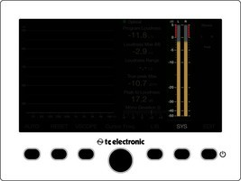 clarity m vector 2d white no interface meters din