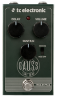 TC Electronic Gauss Tape Echo : Gauss Tape Echo front hires
