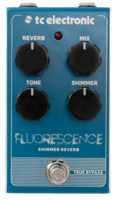 TC Electronic Fluorescence Shimmer Reverb : Flourescence Shimmer Reverb front hires
