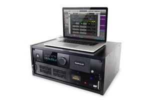 SIO SoundGrid Laptop 3 quarters Left Logic