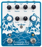 EarthQuaker Devices Avalanche Run V2 : Avalanche Run