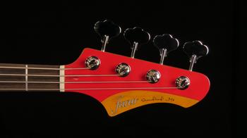 std jm4 dakota red headstock orig