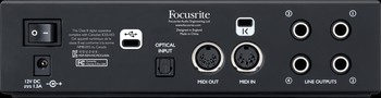 Focusrite Clarett 2Pre USB : Clarett 2Pre PP USB 3