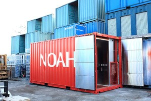 Noah Container Opened