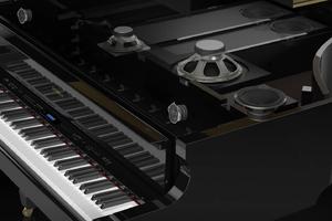 GP609 Sound System