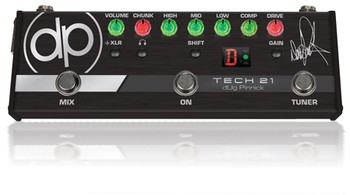 Tech 21 DP-3X : dUg pedal v3