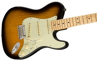 Fender The Strat-Tele Hybrid : Limited Edition Strat Tele Hybrid, 2 Color Sunburst 2