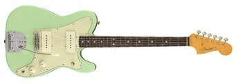 Fender The Jazz Tele : Limited Edition Jazz Tele, Surf Green 3